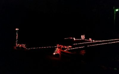 Night Shift – Christmas Lights