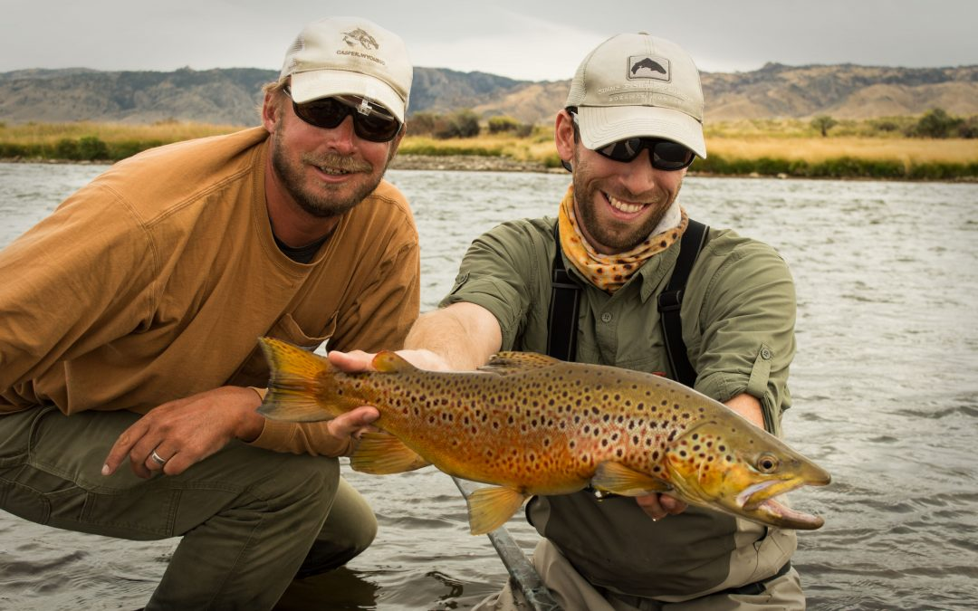 Does a seasoned trout angler really need to hire a guide?