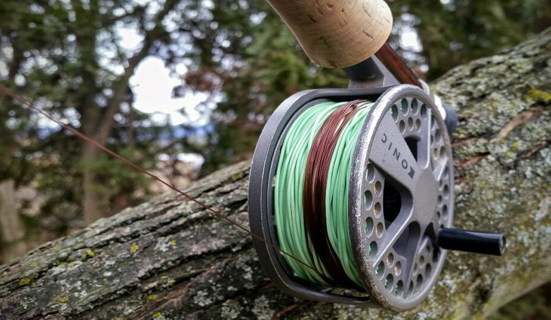 The Mono Rig and Why Fly Line Sucks