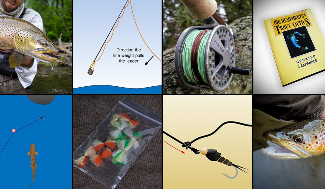 Presenting the Mono Rig at Seneca Trout Unlimited