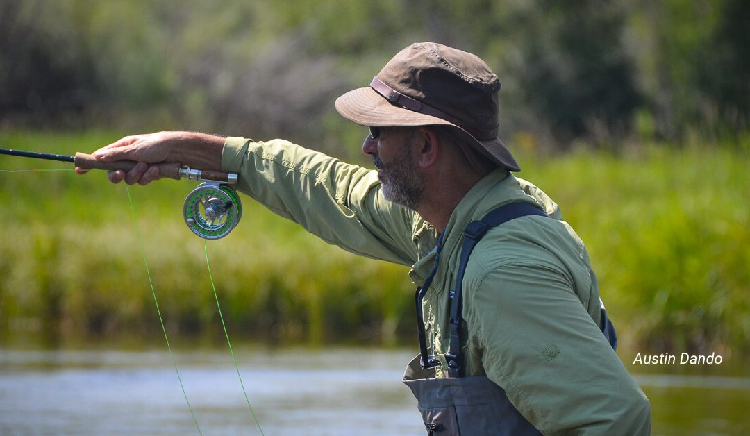 Streamside | Fly rod length vs Fly Rod Reach — Devin Olsen does the math