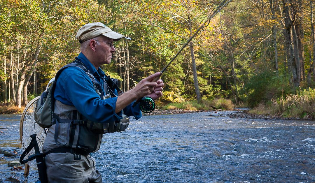 Fifty Fly Fishing Tips: #13 — Fish with Friends