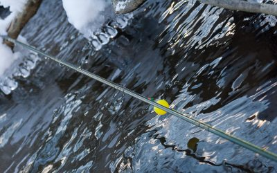 Fifty Fly Fishing Tips: #21  — Fear No Snag