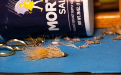 Polish Yer Beads — Rejuvenate a fly's tarnished bead or conehead