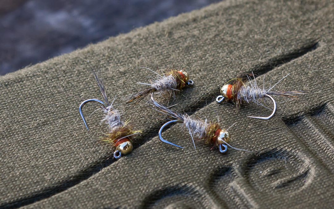 Troutbitten Fly Box — The Bread-n-Butter Nymph