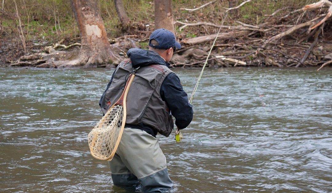 Fifty Fly Fishing Tips: #41 — Face Upstream