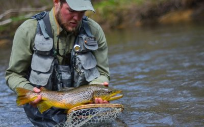 Fifty Fly Fishing Tips: #42 — Work into the Prime Spots