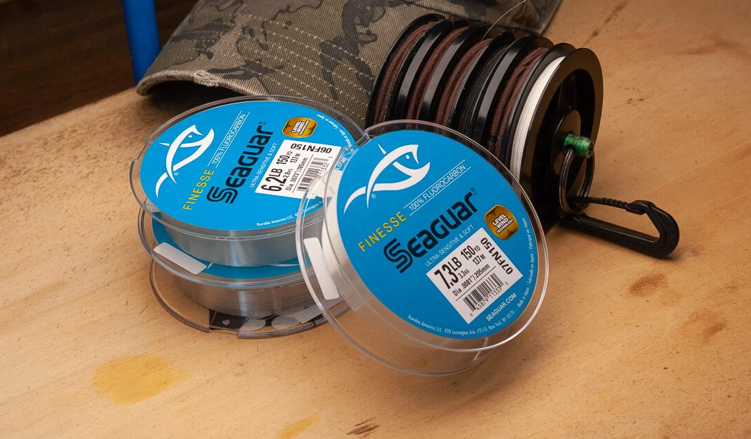 Fly Shop Fluorocarbon too expensive? Try Some Finesse