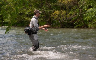 Fly Fishing Tips: #53 — Nymphing: Set On Anything Unusual