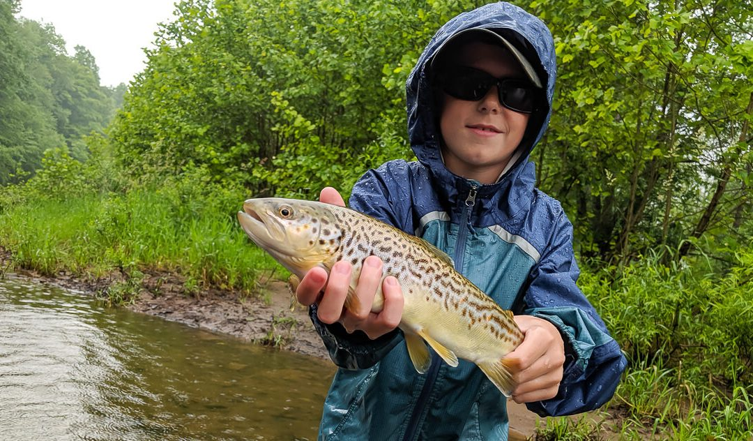 Fishing With Kids — It's About the Adventure