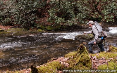 Fly Fishing the Mono Rig: It's Casting, Not Lobbing